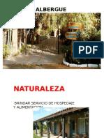 Campo Albergue Acomayo -cusco