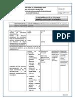 GFPI-F-019 Vr2. GUIA 4 El Asistente Administrativo y Su Rol en La Empresa.