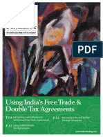Using India's Free Trade and Double Tax Agreements Preview