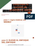 weebly- fernanda lopez pptx
