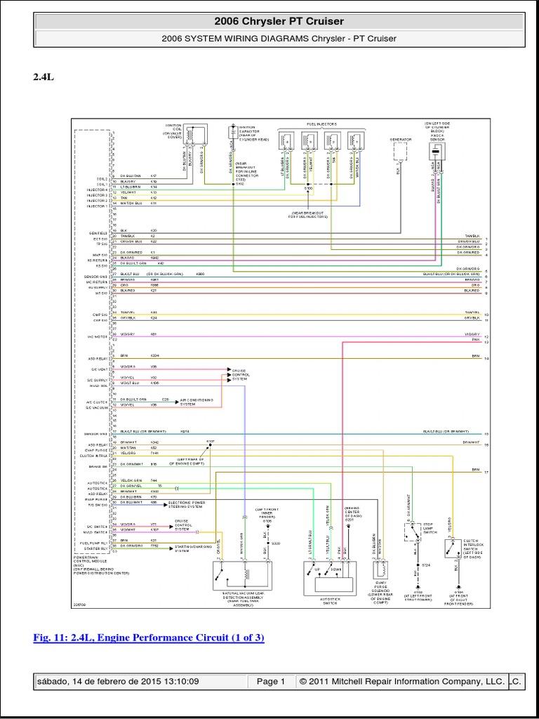 diagrama de motor pt  scribd