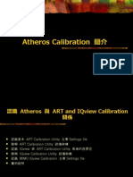 Atheros Calibration