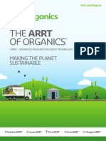 The ARRT of Organics by SITA Australia