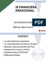 Crisis Financiera Internacional
