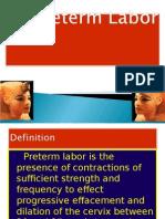 08 - Preterm Labor