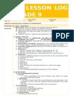 LESSON LOG IN GRADE 9 (EARTH SCI-VOLCANOES).docx