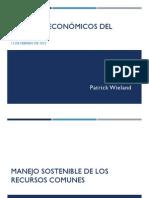 SESIÓN II_PATRICK WIELAND_Aspectos Económicos Del Ambiente