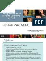 Capitulo 2 (Configuración de Un Sistema Operativo de La Red)-1