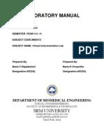Vi Lab Manual