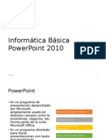 Introducción a Power Point