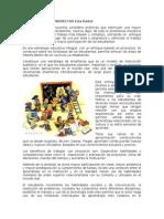 Articulo Aprendizaje Por Proyectos