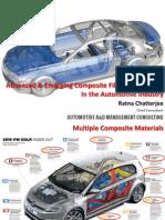 advancedfutureapplicationsofcompositefibresintheautomotiveindustry-130129083156-phpapp02