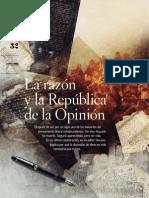 Wieseltier La Razón y La República de La Opinión
