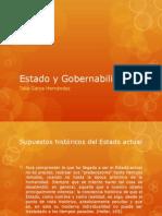 Estado y Gobernabilidad (1)