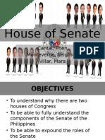 House of Senate