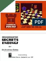Andrew Soltis - Grandmaster Secrets, Endings