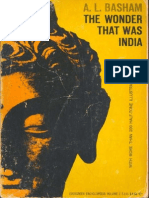 A l Basham the Wonder That Was India