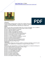 Acatistul Sfîntului Mare Mucenic Teodor - 17 februarie