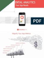 6 Essential Analytics Your App Needs