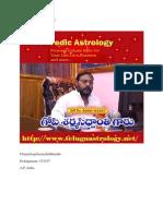 Nakshatras | Hindu Astrology | Astrology