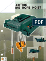 Wire Rope Brochure Black Bear Hoist MBI