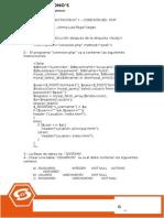 Capacitacion N° 1 - Conexion BD PHP