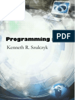 Basic Programming in R
