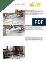 Catalogo Muebles de Oficina Mobiofic Serieexes