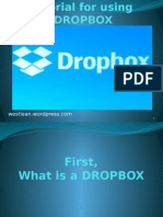 Tutorial for using DROPBOX.pptx