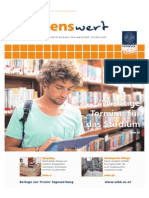 wissenswert Februar 2015 - Magazin der Leopold-Franzens-Universität Innsbruck