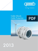 Cable Glands Cable Protection 2013