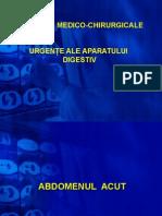 URGENTE MEDICO-CHIRURGICALE- Digestiv.ppt