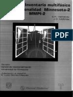 Manual Minessota 2 Completo