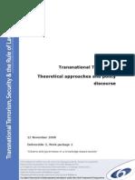 Transnational Terrosrism