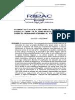 Dialnet-AcuerdoDeColaboracionEntreLaAutonomiaDeCastillaYLe-4619686