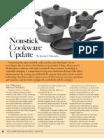 Nonstick Cookware Update
