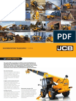 Movimentatori Telescopici JCB