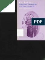 Curt Paul Janz - Friedrich Nietzsche (Vol 1) (1)