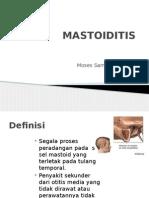 Ppt Mastoiditis