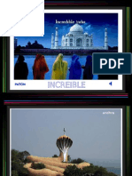 INCREIBLE INDIA