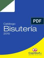 Copegraf Bisutería 2015
