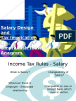 Salary Design and Tax Implication[1]