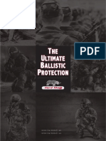 The Ultimate Ballistic Protection - Hard Shell Brochure