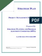 PMI Strategic Plan