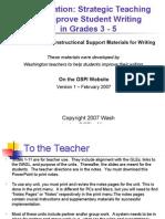 Elementary Elaboration