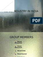 Glass Industry in India