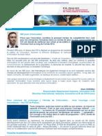 CCI France - Lettre Actualités Intelligence Economique & Innovation - Février 2015