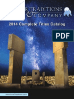 Complete Catalog Inner Tradition