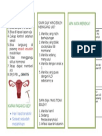 Obgyn - Penyuluhan KB Pamflet 2