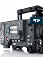 Arri Alexa User-manual Sup 11.0 01